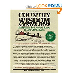 Country Wisdom &amp; Know-How by Sausage Making Books