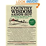 Country Wisdom & Know-How by The Editors of Storey Publishing's Country Wisdom Boards