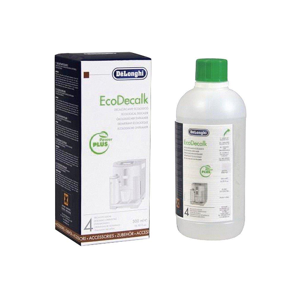 Delonghi Coffee Maker Descaler Magnifica 500ml : Delonghi EcoDecalk-500ml Descaler Bottle-4 Uses