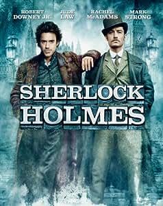 【Amazon.co.jp限定】シャーロック・ホームズ ブルーレイ スチールブック仕様(完全数量限定)[SteelBook] [Blu-ray]