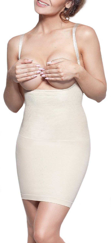 Di Ficchiano Figurformendes Miederkleid mit Bauch-weg-Effekt Shaper (Weitere Farben) *Made in EU* jetzt bestellen