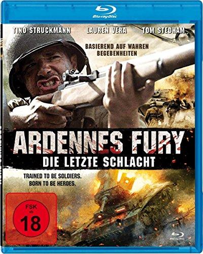 Ardennes Fury - Die letzte Schlacht [Blu-ray]