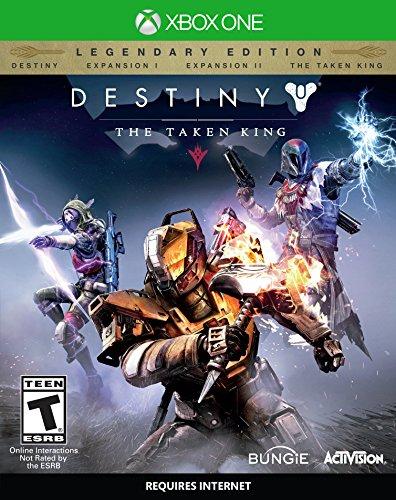 Destiny: The Taken King Photo