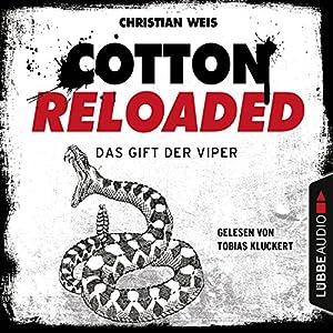 Das Gift der Viper (Cotton Reloaded 43) Hörbuch