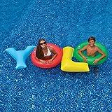 Pool Yolo Float