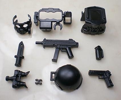 Lego Custom Navy Seals Custom Swat / Navy Seal / Army