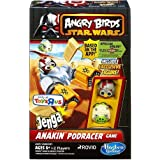 Angry Birds STAR WARS Jenga Anakin Podracer Game