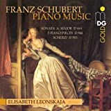 Schubert Piano Music