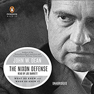 The Nixon Defense Hörbuch