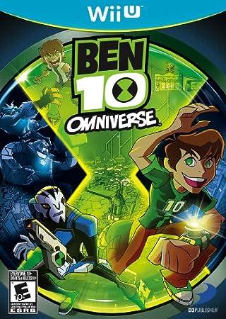 Ben 10   Omniverse Wii-U