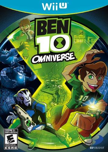Ben 10 Omniverse - Nintendo Wii U - 1