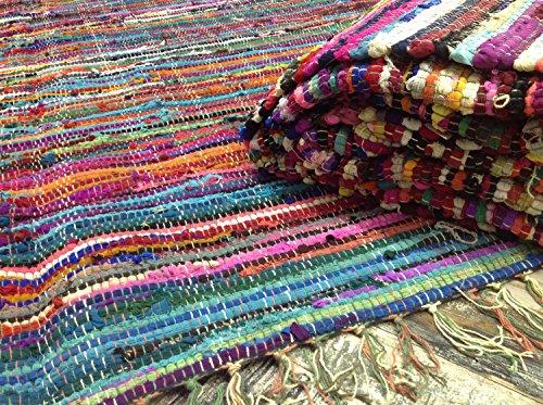 Fair Trade Second Nature Fransen Jahre Chindi...