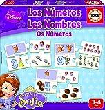 Princesa Sofía - Aprendo Los Números, juego educativo (Educa Borrás 16233)