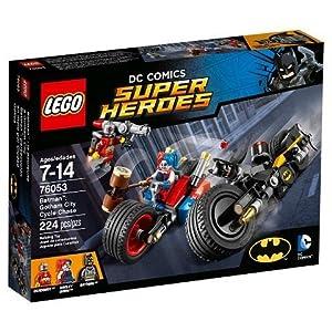 LEGO Super Heroes Batman: Gotham City Cycle Chase 76053 TRG at Gotham City Store