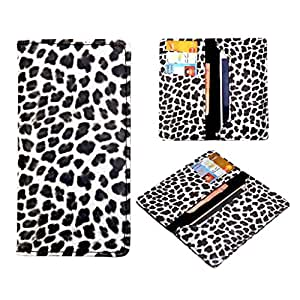 SkyAnk Pu Leather Wallet Pouch Case Cover For Gionee Pioneer P3
