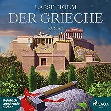 Der Grieche Hörbuch von Lasse Holm Gesprochen von: Wolfgang Berger