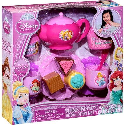 Disney Princess Bath Time Tea Party Gift Set, 13 Pc front-92139