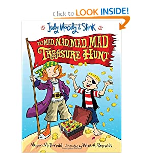 Judy Moody & Stink: The Mad, Mad, Mad, Mad Treasure Hunt online