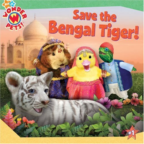 Save the Bengal Tiger! (Wonder Pets!)