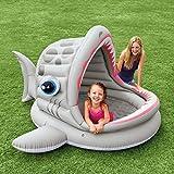 Intex Roarin' Shark Inflatable Shade Pool