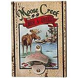 Big Sky Carvers Moose Creek Bar Bottle Opener