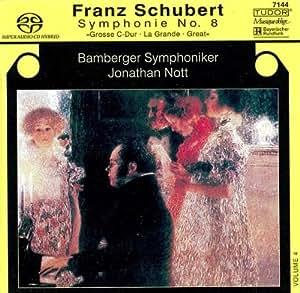 "Schubert: Symphonie No. 8 ""Grosse"" [Hybrid SACD]"