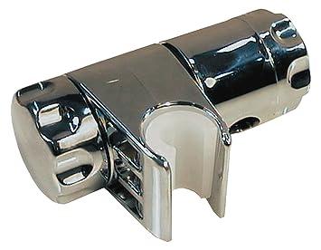 Schl fer 8126022 curseur pour pour barre de douche chrome import allemagne - Curseur barre de douche ...