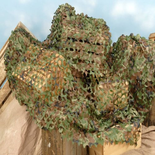 Forum Novelties Inc Green Camouflage Netting Picture