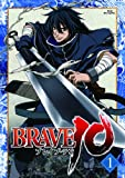 BRAVE10 第1巻 [Blu-ray]