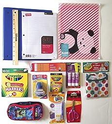 Kids\' School Supplies Value Bundle