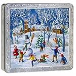 Churchill's Winter Wonderland Biscuit...