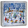 Churchill's Winter Wonderland Biscuit Assortment 400 g