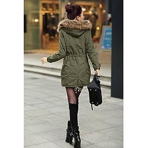 a27fc5eb06ce Women Coat Hot Sale New Fashion Girls Christmas Warm Ladies Jacket ...