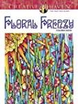 Creative Haven Floral Frenzy Coloring...