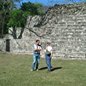 Copan Mayan Cultural Center, Honduras: Audio Journeys Explores One of the Mayan's Most Important Cultural Centers (       UNABRIDGED) by Patricia L. Lawrence Narrated by J. D. Streeter