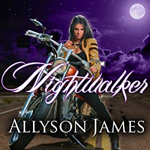 Nightwalker: Stormwalker, Book 4 | [Allyson James]