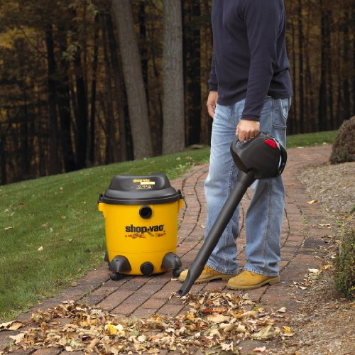 Shop-Vac 9633400 6.5-Peak HP Ultra Pro Series Wet or Dry Vacuum with Detachable Blower, 12-Gallon