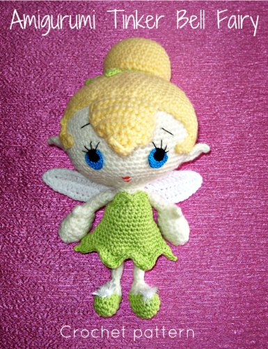 Fairy Tale Princess Amigurumi Crochet Patterns Crocheted ...