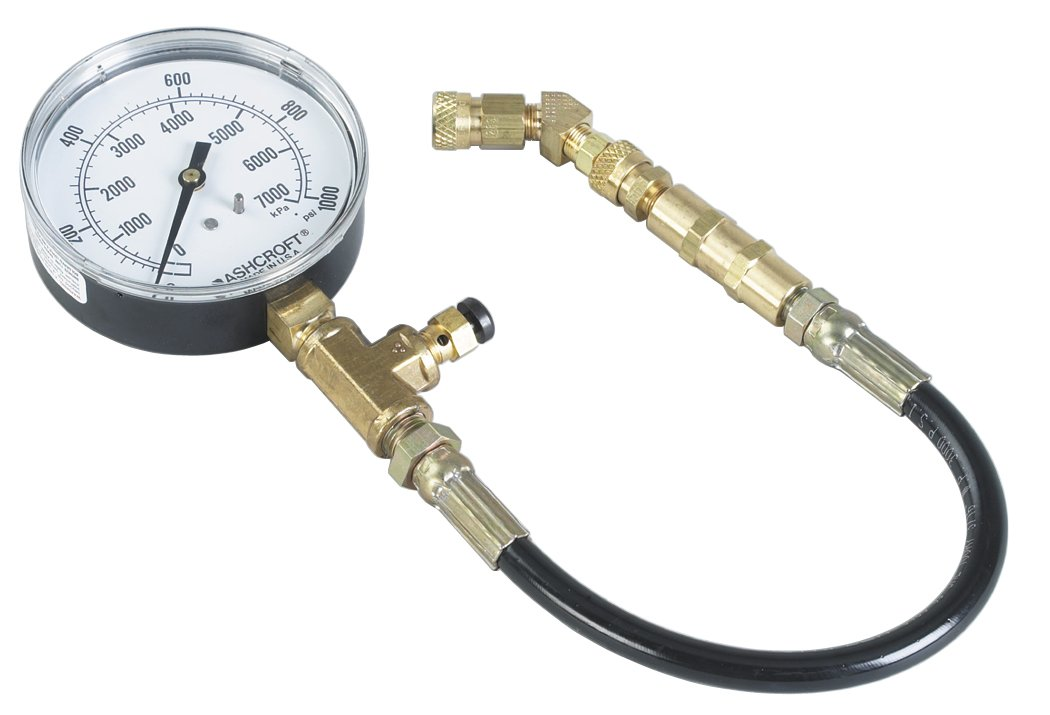 Compression Test Gauge Engine Compression Gauge