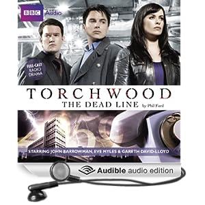 Torchwood: The Dead Line (Unabridged)