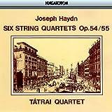 Joseph Haydn Six String Quartets Op. 54