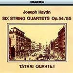 Quatuors A Cordes Op 54 & 55