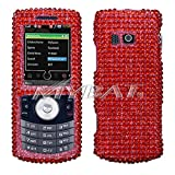 SAMSUNG R560 Massager II Red Diamante Protector Cover