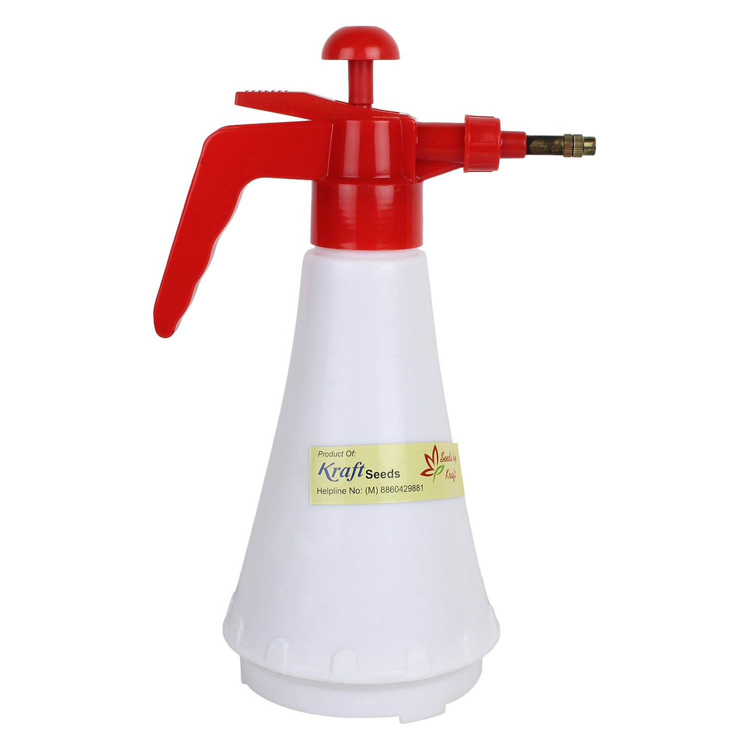 Garden Pressure Spray Pump by Kraft Seeds – Capacity 1 Ltr low price