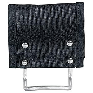 Klein Tools 5706 PowerLine Nylon Hammer Holder, Black