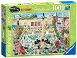 Ravensburger London Trafalgar Square Puzzle (1000 Pieces)