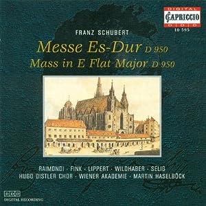 Schubert F.: Mass No. 6 / Tan