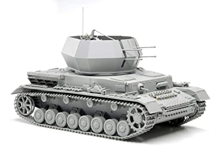 Dragon - D6342 - Maquette - Flakpanzer IV - Début de Production - Echelle 1:35