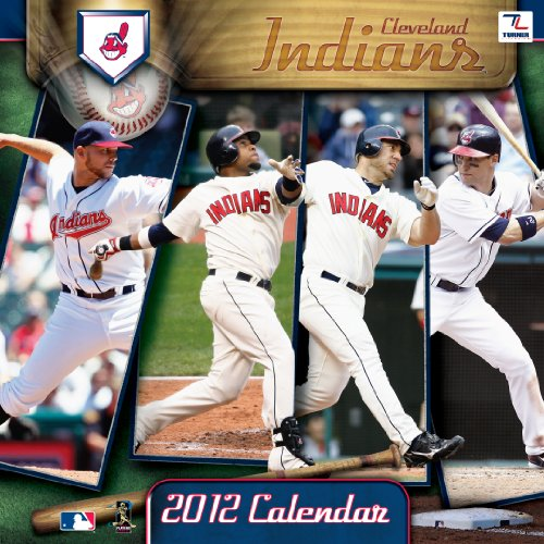 Cleveland Indians 2012 Calendar