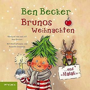 Brunos Weihnachten... und Halali! Hörbuch